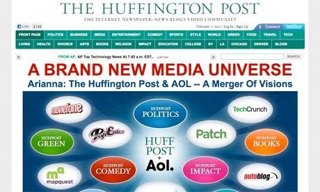 AOL Huffington Post Media Group