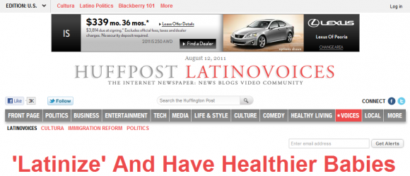 HuffPost LatinoVoices