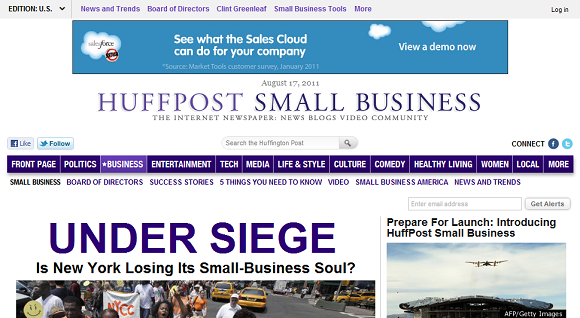 HuffPost Small Business