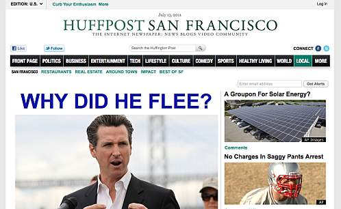 Huffington Post San Francisco
