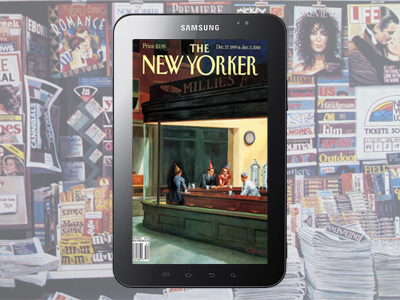 New Yorker iPad App
