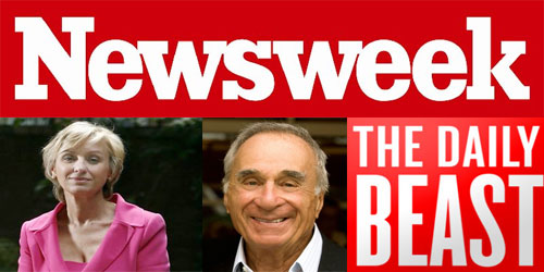Newsweek and The Daily Beast Logos