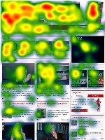 Specific Media Heatmap
