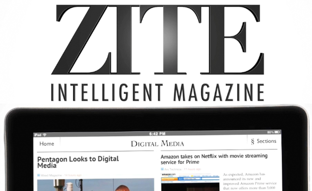 Zite Magazine for iPad