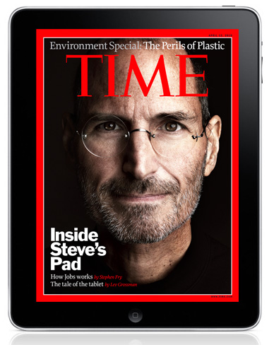 time magazines on kindle