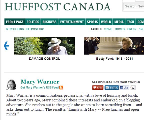 Huffington Post Canada