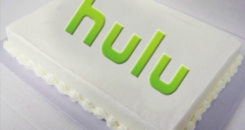 hulu bid dish network