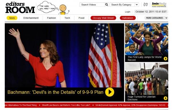 AOL Editors Room