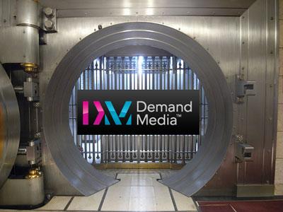 Demand Media Q3 2011