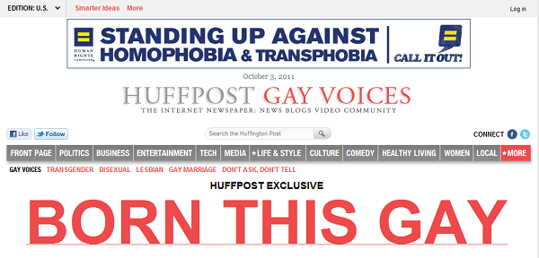 Huffington Post Gay Voices