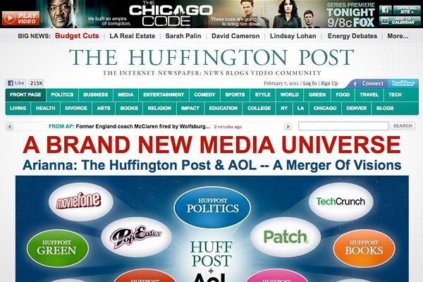 HuffingtonPost Media Group