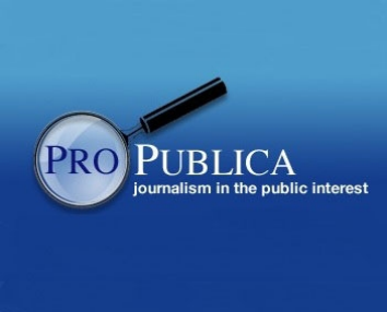 ProPublica Online Public Interest News Website
