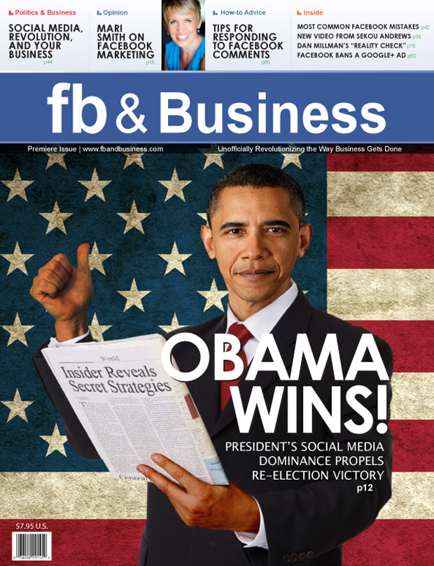 social media mags fb and business