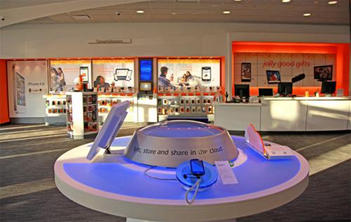 ATT iPad Concept Store