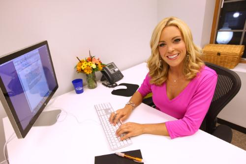 Kate Gosselin at CouponCabin