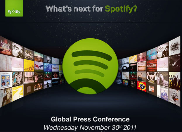 Spotify Global Conference