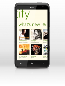 Spotify on Windows Phone 7
