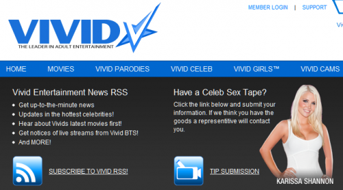 Vivid Entertainment comes to Google TV