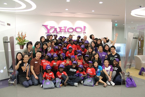 Yahoo Singapore Employees