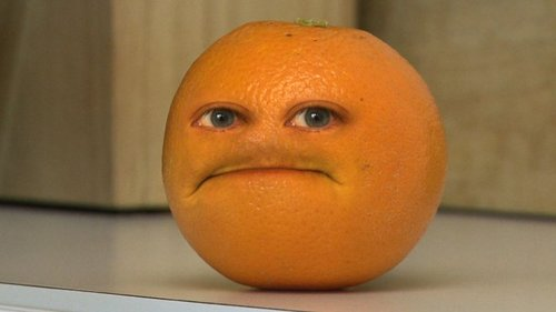 the annoying orange TV show