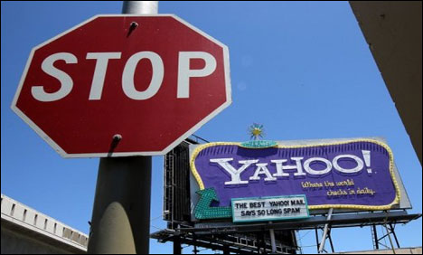 Yahoo Sued by SPH Group