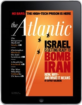 the atlantic ipad