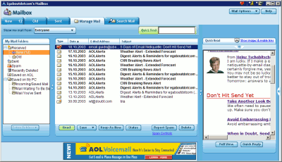 AOL Email Account