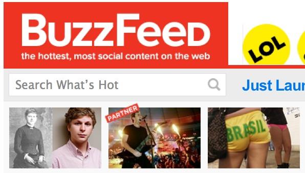 buzzfeed raises 15M