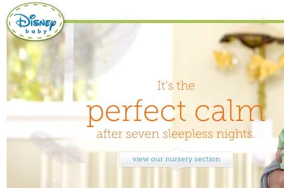 disney baby website