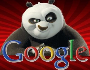 google chrome panda