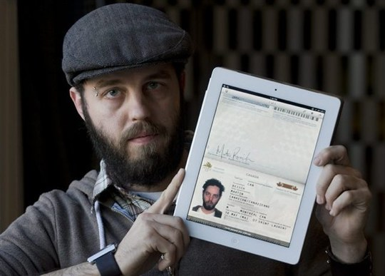 ipad passport