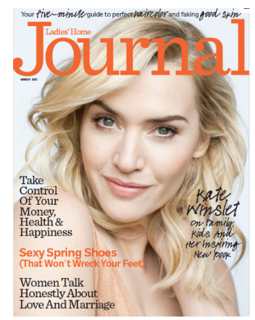 ladies home journal crowdsourcing